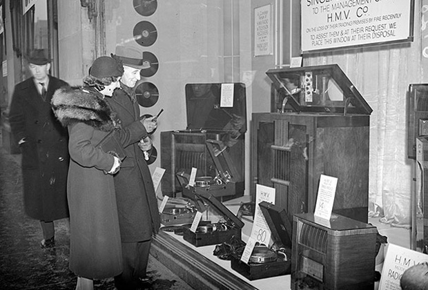 hmv lead HMV goes bankrupt after 91 years in the disc selling business