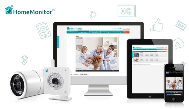 Ycam launches HomeMonitor and Cube cameras to help you monitor babies and burglars from the cloud