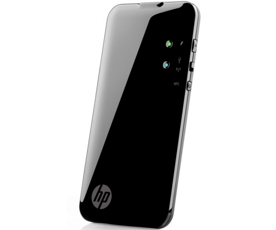 HP Pocket Playlist streams st