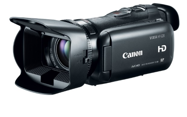 DNP Canon's latest VIXIA camcorders stream and share with your mobile device