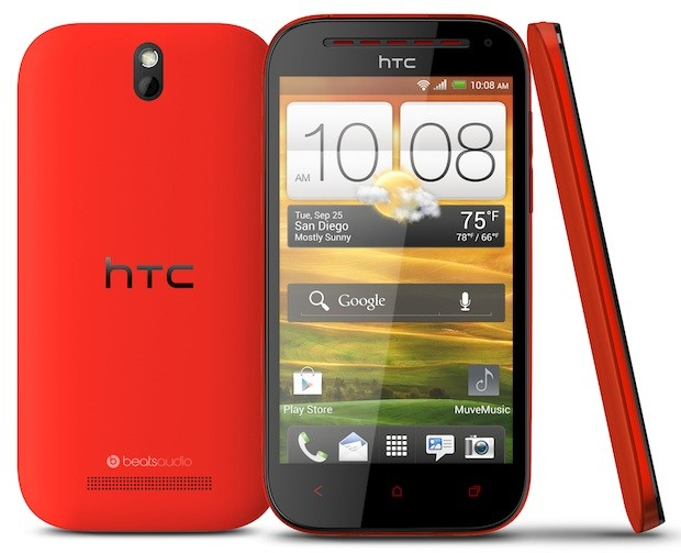 HTC One SV lands in the US on Cricket Wireless January 16th, $350 offcontract