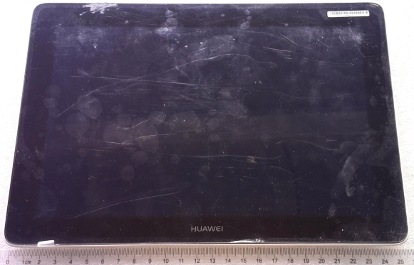 Huawei MediaPad 10 hits the FCC looking worse for wear