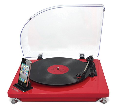 Ion reveals digital conversion turntables for iOS, PC and Mac