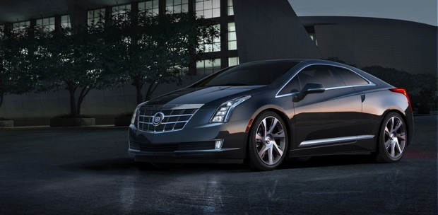 Cadillac ELR unveiled A Volt for the luxury set