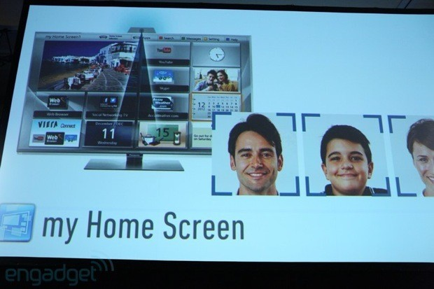 Panasonic introduces My Home Screen for personalizing your TV settings