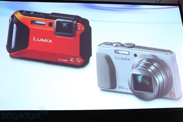 Panasonic launches new WiFi camcorders, a pair of Lumix pointandshoot cameras
