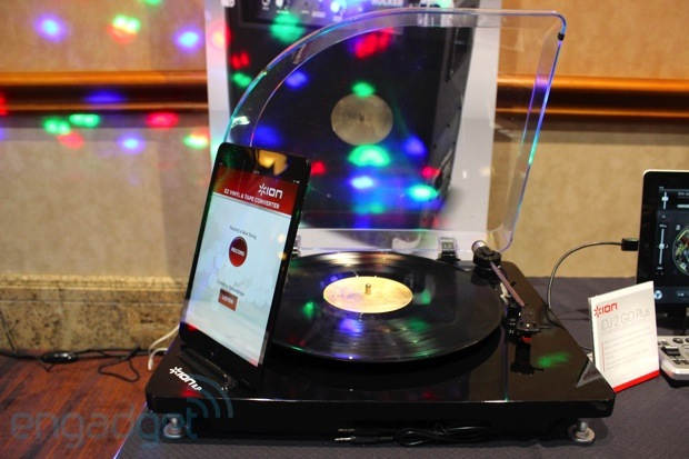 Ion reveals digital conversion turntables for iOS, PC and Mac, we go handson
