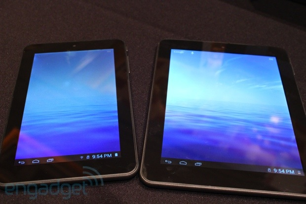 Handson with eFun's Nextbook 7GP and 8GP budgetfriendly tablets