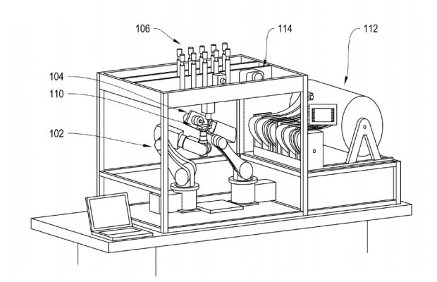 iRobot applies for 'allinone' 3D printer patent which reduces need for postprocessing
