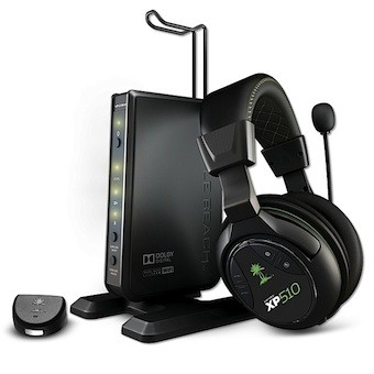Turtle Beach highlights latest Ear Force gaming headsets for 2013, prices tournament flagship Seven Series