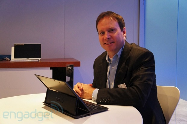 Kirk Skaugen reveals why Intel made touch mandatory for Haswell Ultrabooks