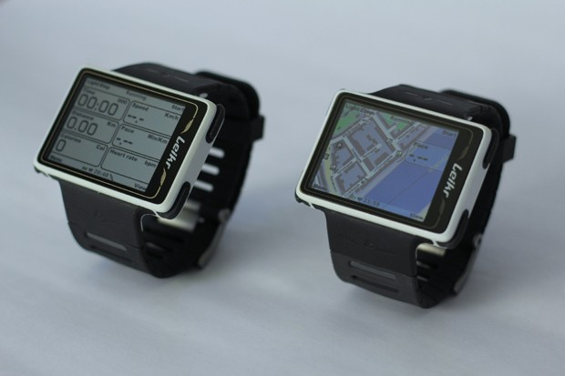 Insert Coin Leikr GPS sports watch has 2inch screen, exNokia engineers on its side
