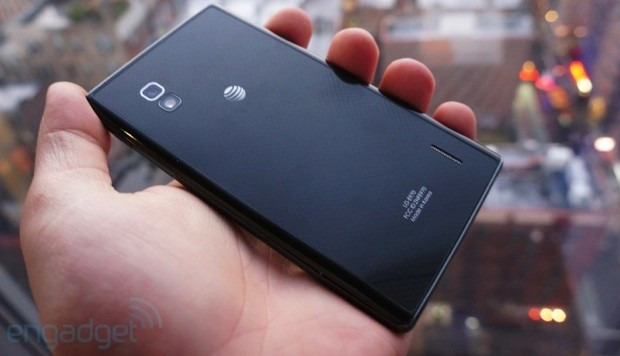 Rough hack converts an Optimus G to a Nexus 4, minus the constant sellouts