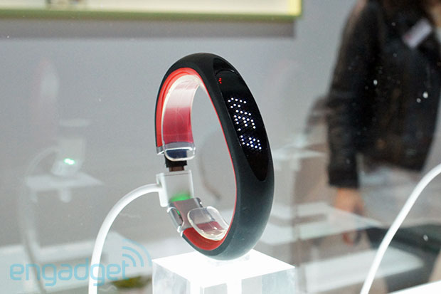 LG's Smart Activity Tracker wields a swipeable touchscreen and smart TV apps, we go hands-on (video)