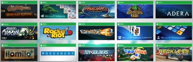 Microsoft's Play strategy brings Xbox games to Windows 8 and RT
