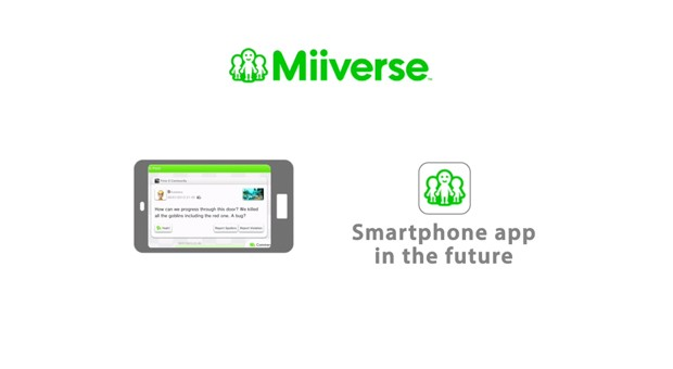 Nintendo's Wii U Miiverse getting user communities, mobile access