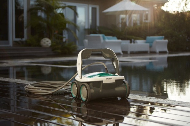 iRobot flaunts the Mirra 530 pool cleaning robot, sends the Looj 330 to clean foreign gutters