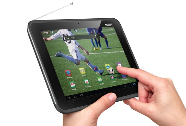 RCA Mobile TV Tablet combines DTV with Dyle for your viewing pleasure, arrives this spring for $299