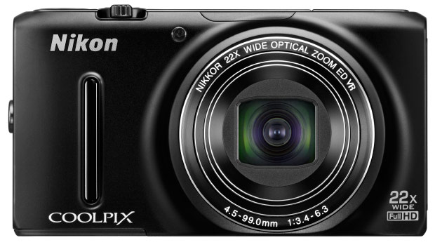 Nikon updates Coolpix compact lineup with S9500, sub$200 S5200 and L28