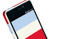 HTC-made au Infobar A02 launches in Japan, wraps unique Android UI in trippy body
