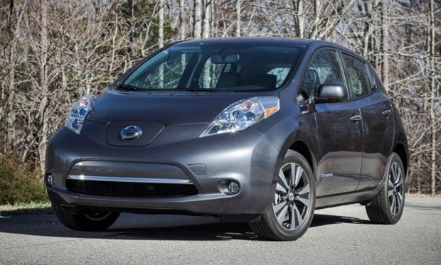 Nissan starts US production of 2013 Leaf, vows more range and a lower entry price