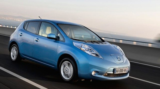 Nissan Leaf to cost 2,500 pounds less in the UK