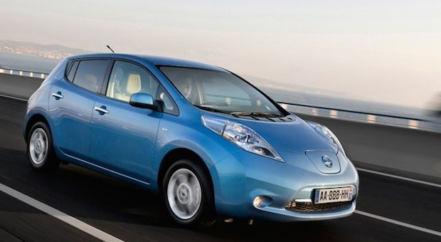 New Nissan Leaf Comes to the UK
