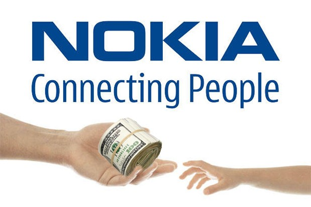 Nokia is hooked on Windows Phone, now has to pay for it