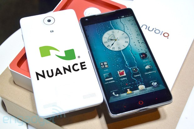 Nuance and ZTE annouce multiyear collaboration on voiceenabled Android devices