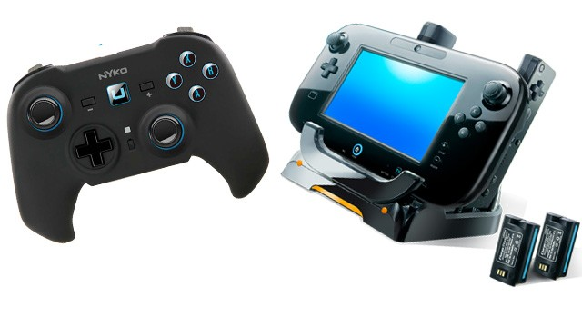 Nyko unveils Charge Station U, Pro Commander Wii U peripherals at CES 2013