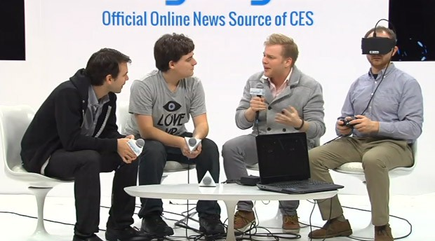 CES 2013 Gaming roundup