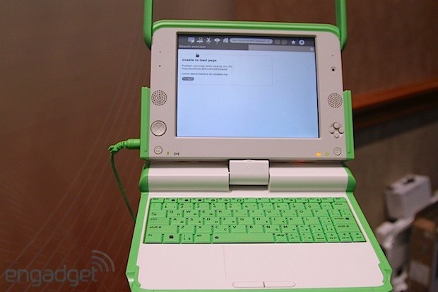 OLPC XO4 to sell starting at $  206, production commencing next March