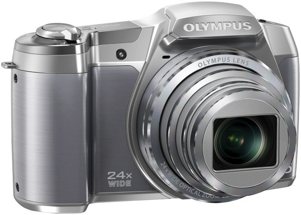 Olympus reveals SZ15, SZ16 superzoom cameras with upgraded sensors