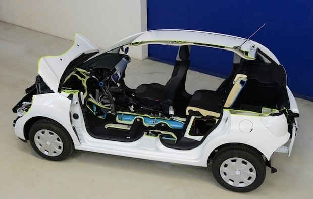 Puegeot promises fuelsaving Hybrid Air system in cars by 2016
