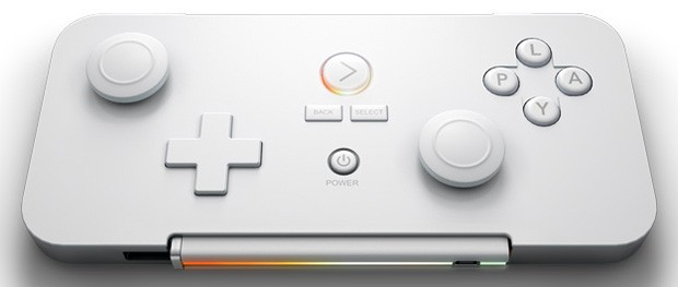 GameStick brings a new Android game console to your TV, fits inside its own controller video