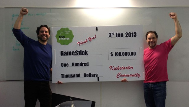 GameStick topples Kickstarter goal in just over one day, adds XBMC and DLNA support postlaunch