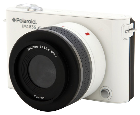 Polaroid makes its Androidbased mirrorless camera official, adds two cameras and a camcorder to the mix