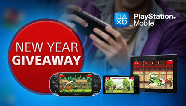 PlayStation Mobile's 'New Year giveaway' ...