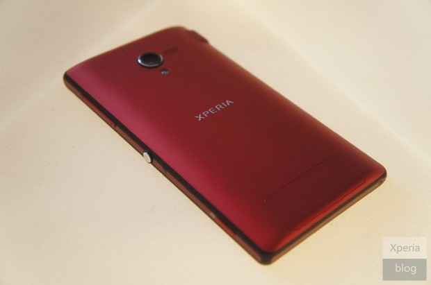 Sonys Xperia ZL takes color lessons from Tony Stark, gets spotted in hotrod red