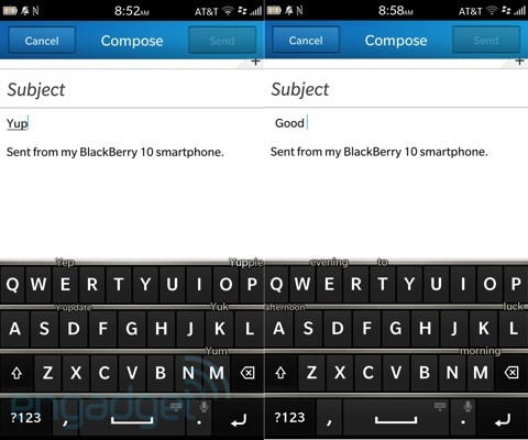 BlackBerry OS 10 review