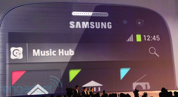 Samsung Music Hub to reach other companies' devices, more countries