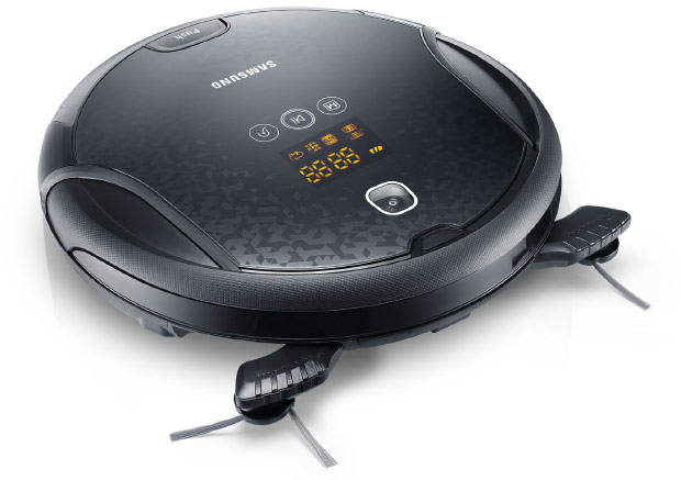 Samsung Smart Tango Corner Clean robotic vacuum appears on Flickr ahead of CES launch