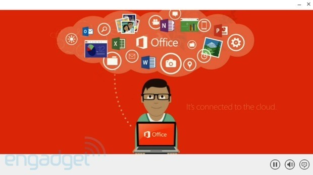 Office 365 review hed