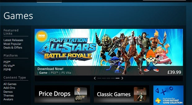 PSN online purchases now automatically queue to download on your PS3, like your Xbox already does