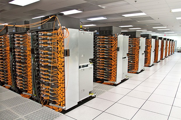 Stanford scientists commandeer 1 million processing cores to study supersonic noise