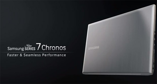 Samsung teases Series 7 Chronos refresh with AMD Radeon 8870M graphics (video)