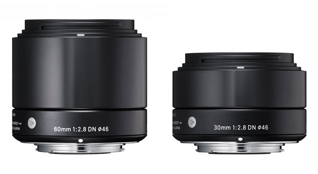 Sigma reveals three new MFT and Sony EMount lenses