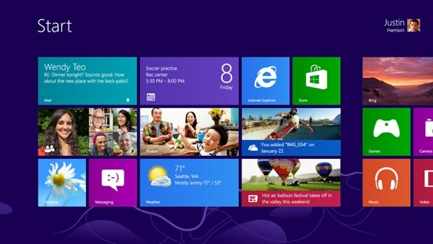 Microsoft adds live tile support to SkyDrive on Windows 8 and RT