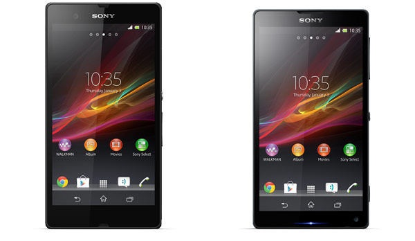 Sony Xperia Z 'Yuga' and ...