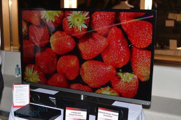 DNP CES 2013 HDTV and connected devices roundup